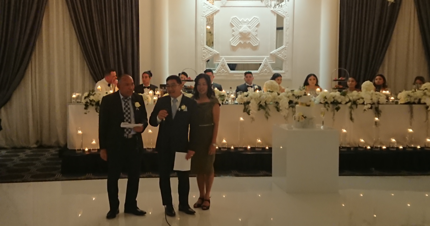 Asian wedding DJ hire