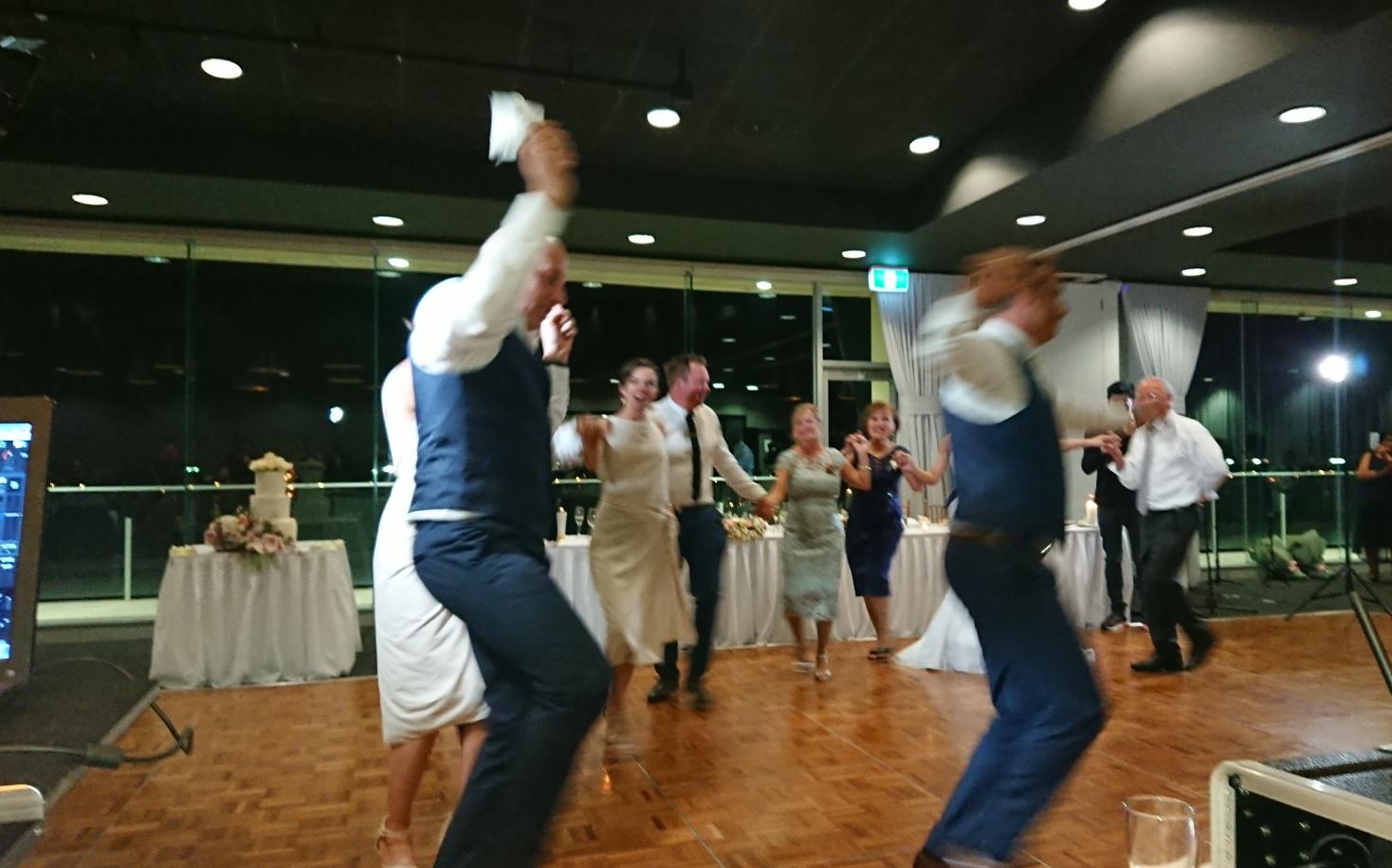 Greek Wedding DJ hire Melbourne