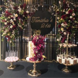 Floral arrangement service