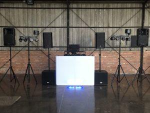 market DJ hire Melbourne