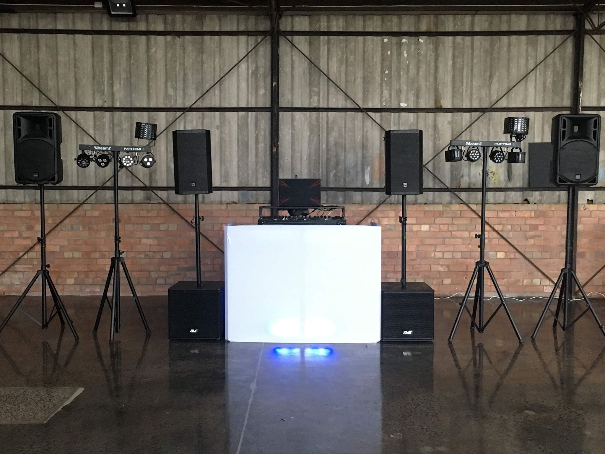Surprise wedding DJ Melbourne