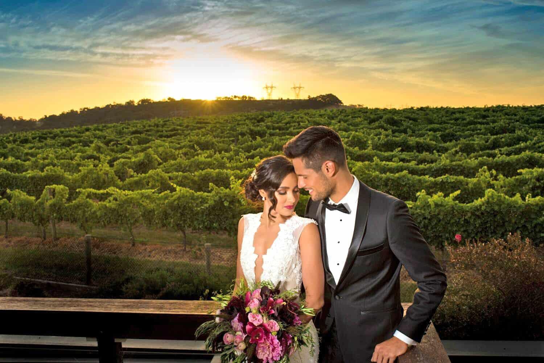 Yarra Valley Wedding ceremony