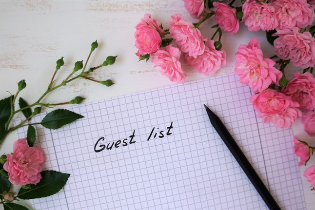 Wedding invitation tips No children