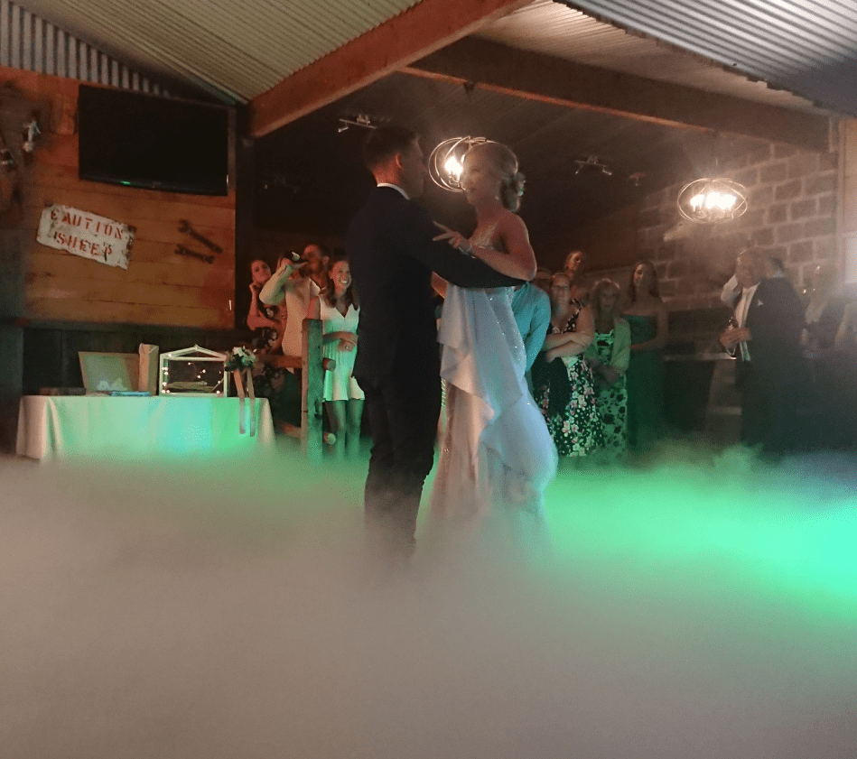 Complete wedding entertainment package