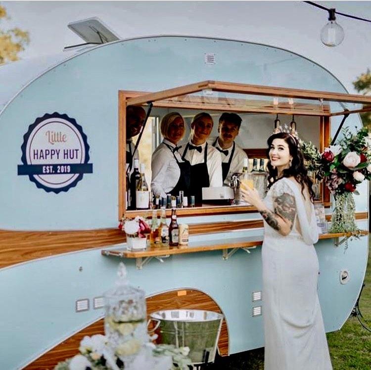 Mobile Caravan bar