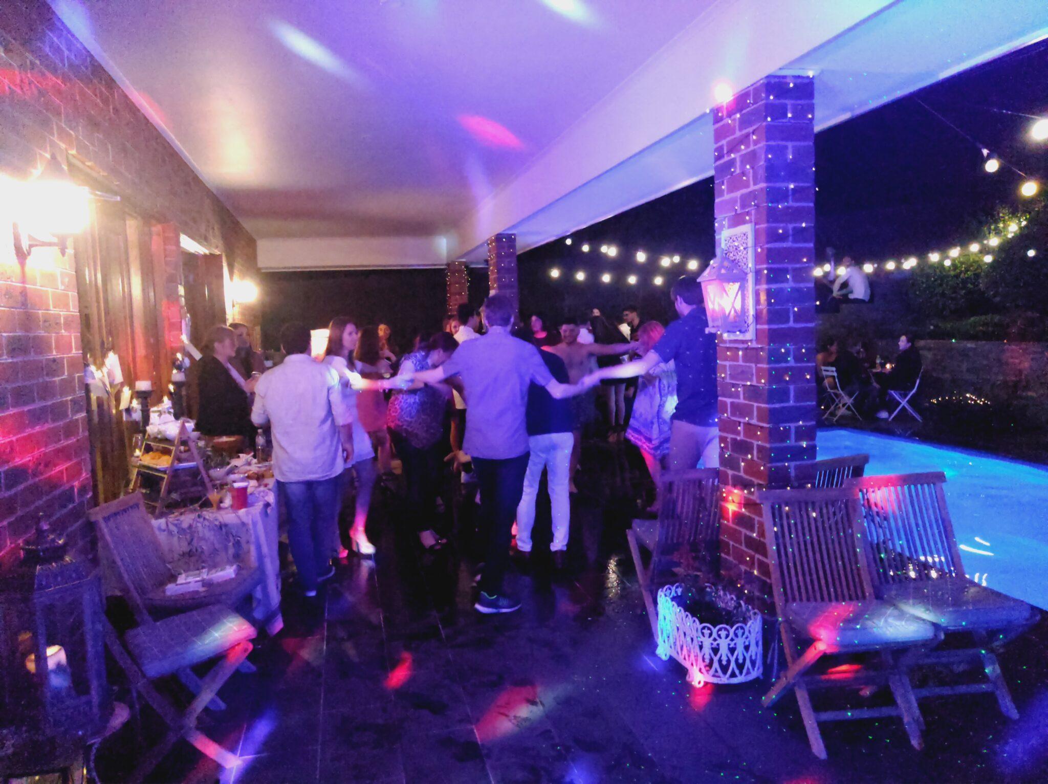 Greek DJ Melbourne