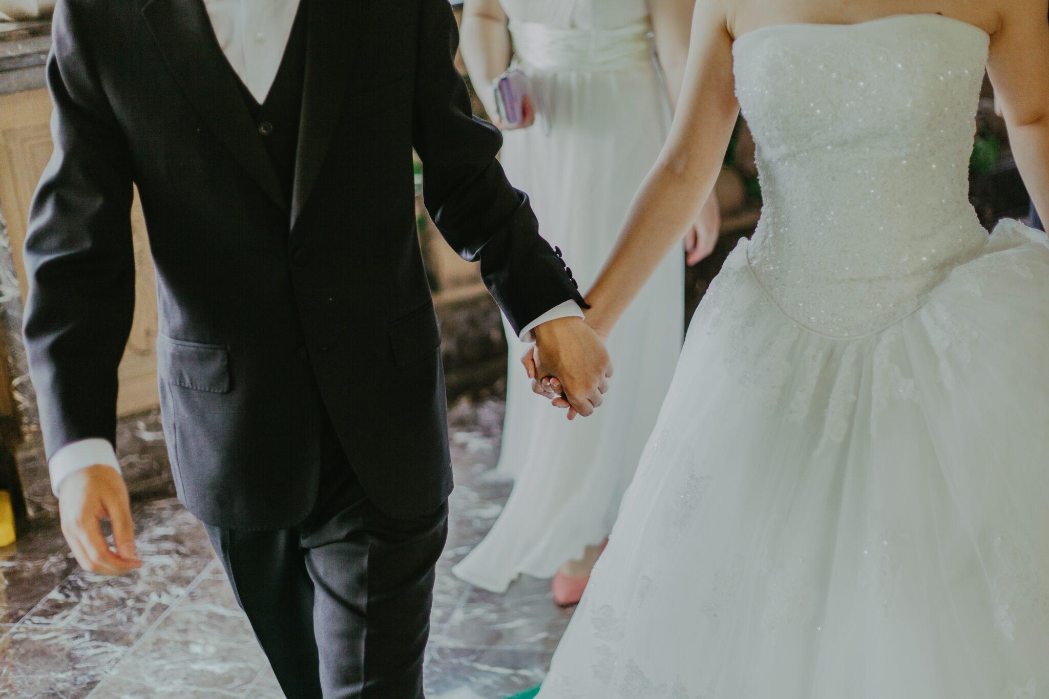 surprise wedding tips