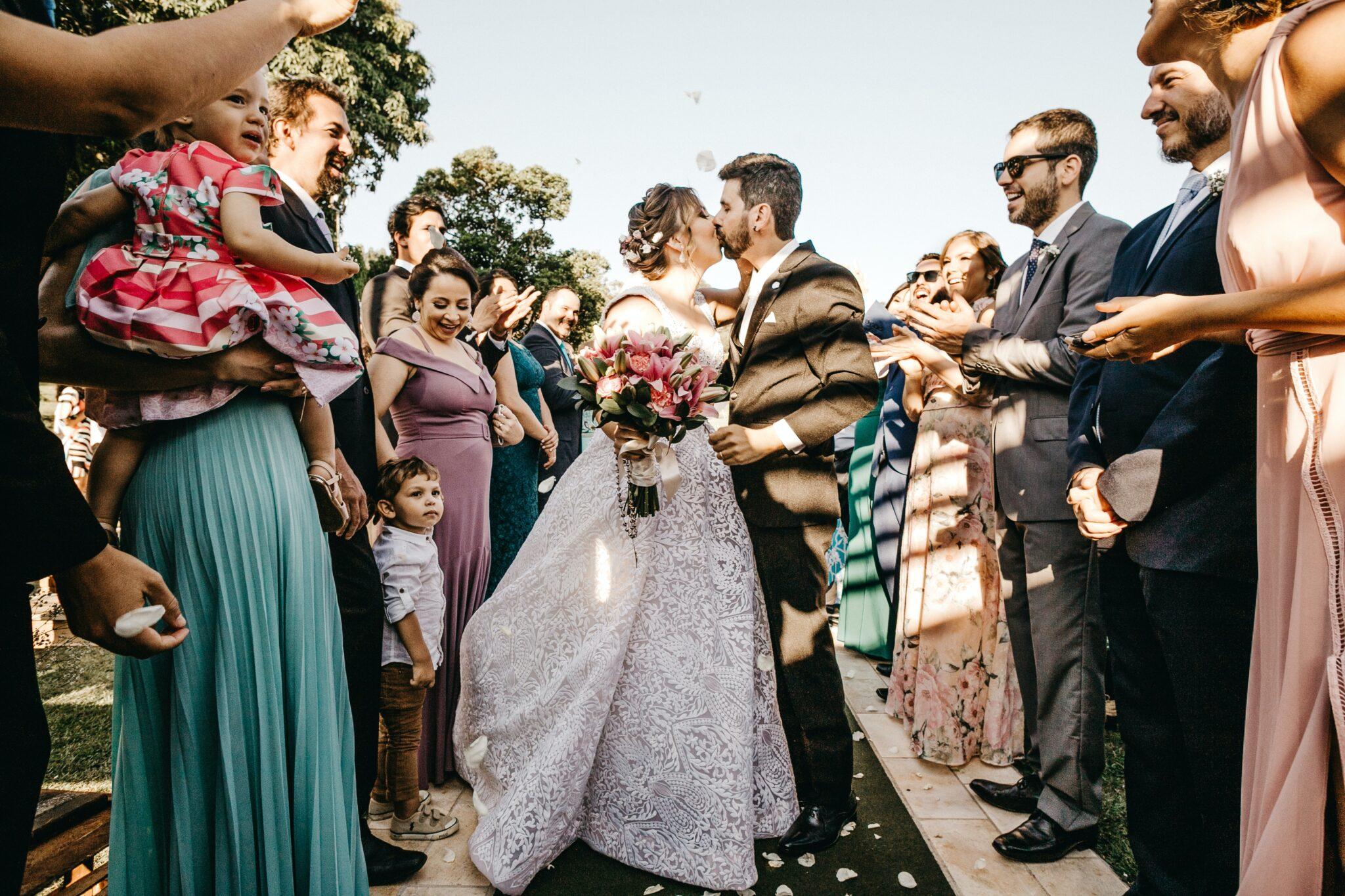 Surprise wedding ideas