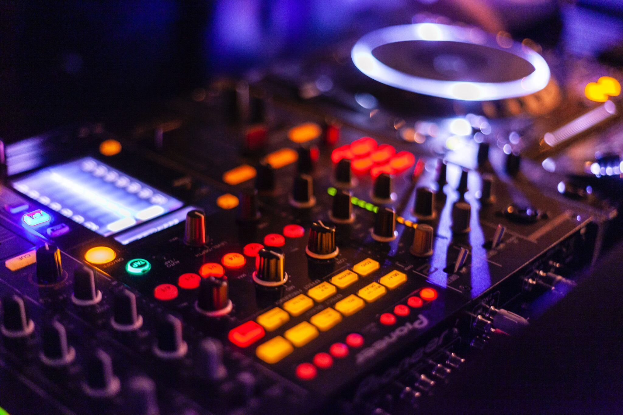 DJ or Spotify