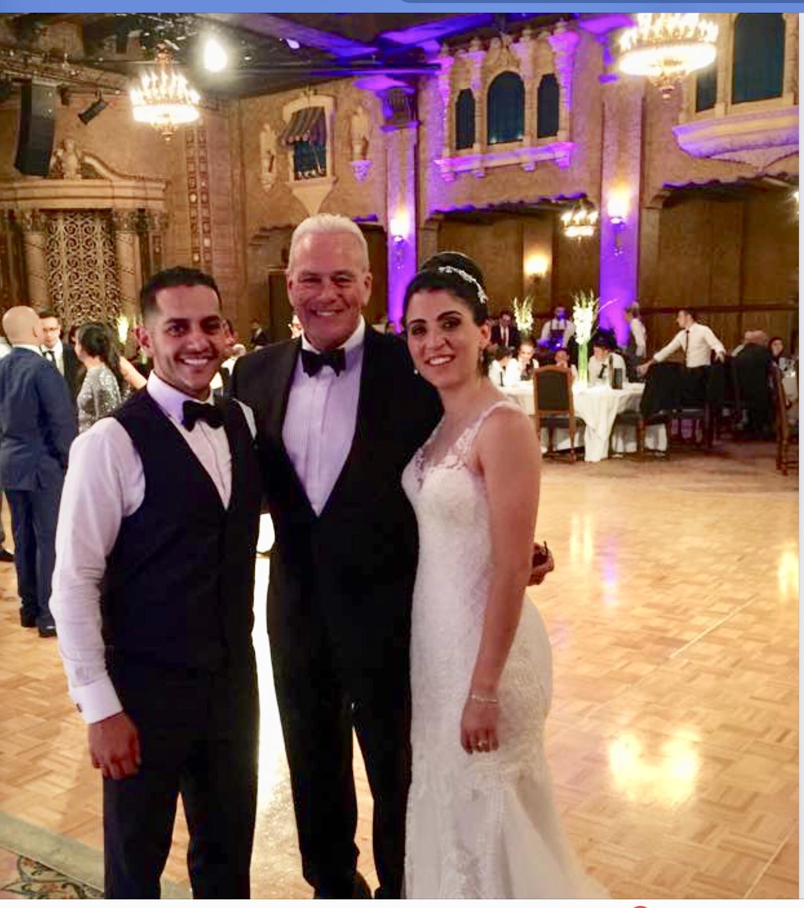 Professional Wedding Master of Ceremonies