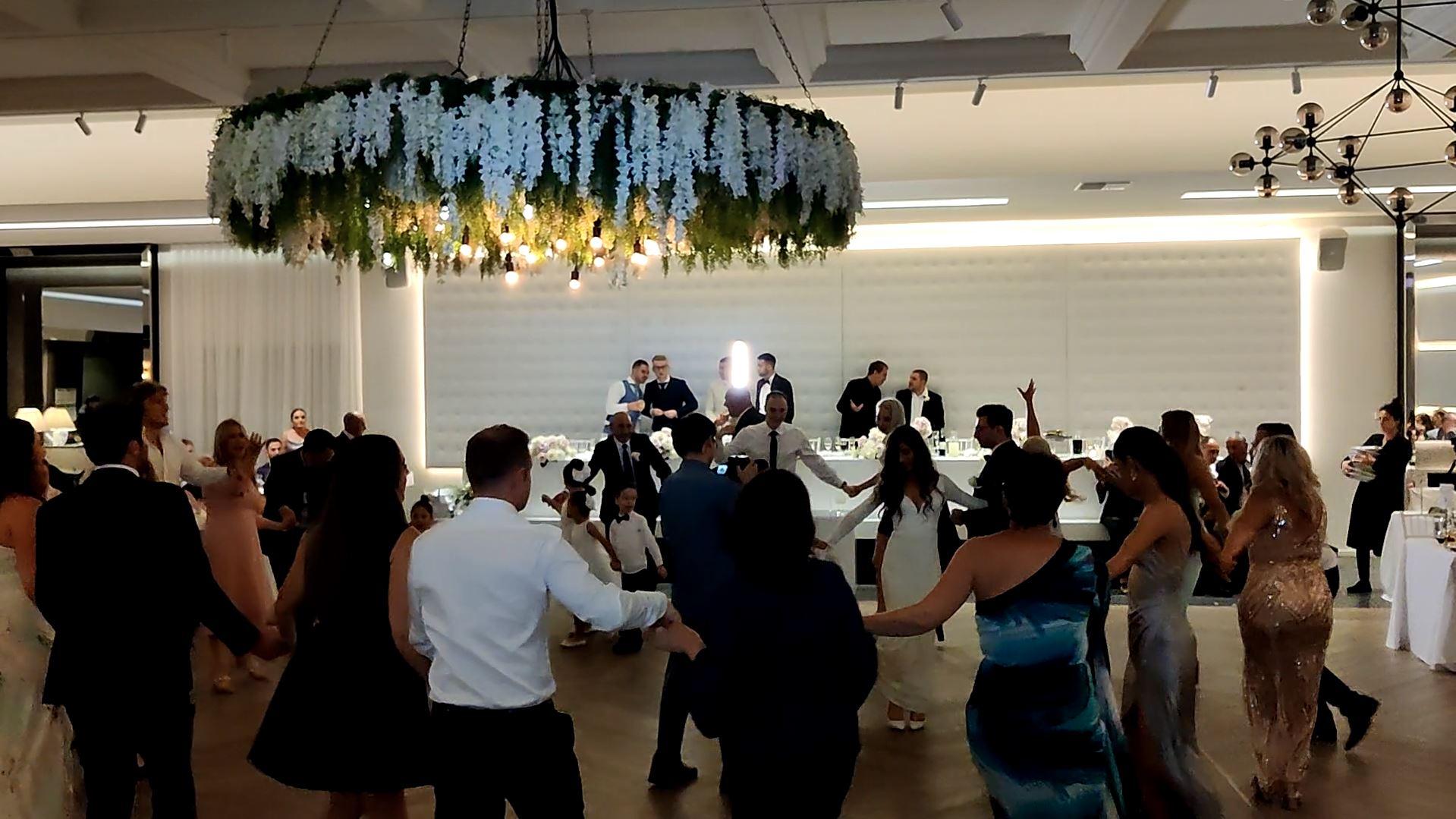 Italian wedding DJ Melbourne