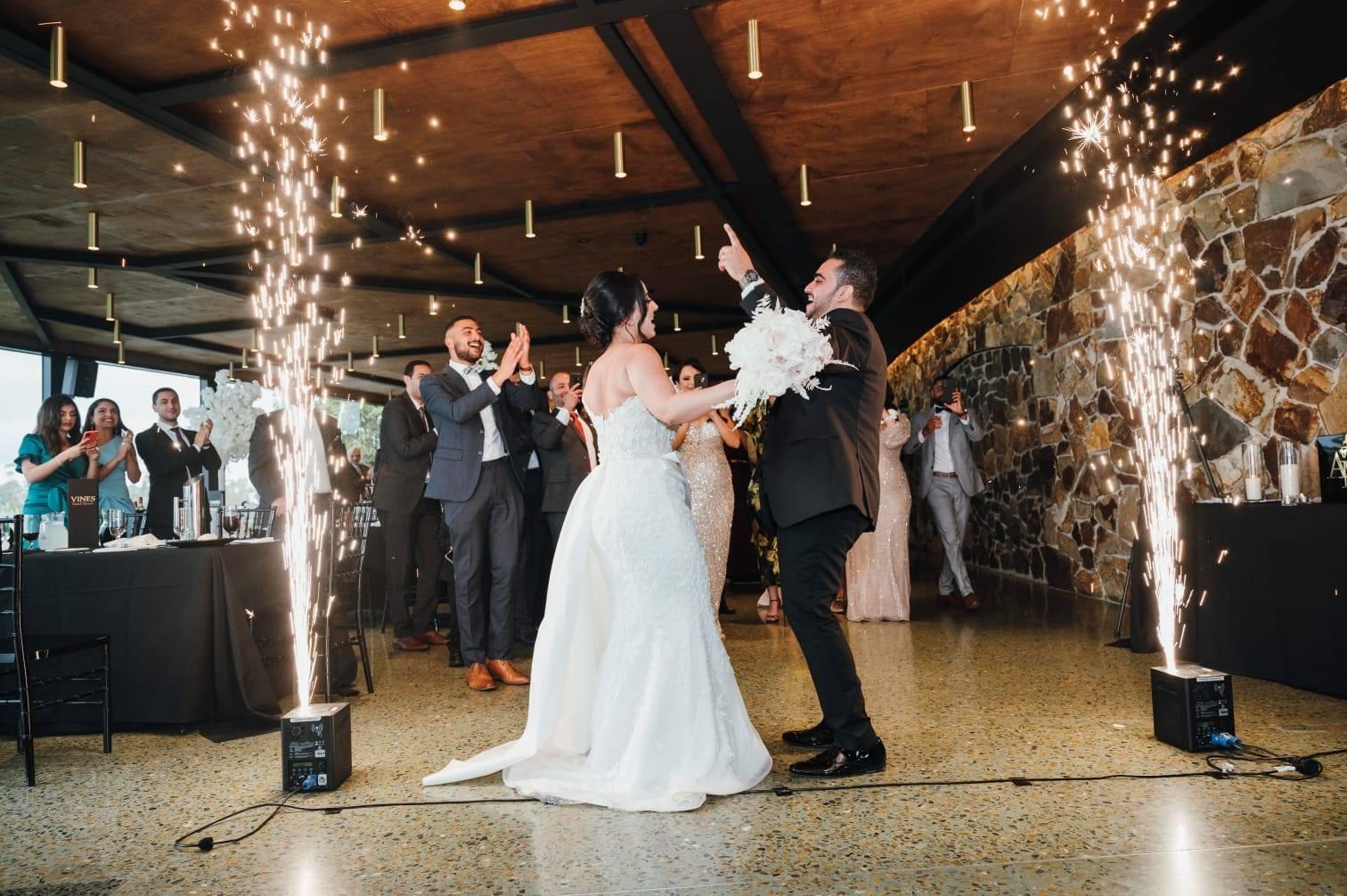 Wedding Reception Centre Yarra Valley