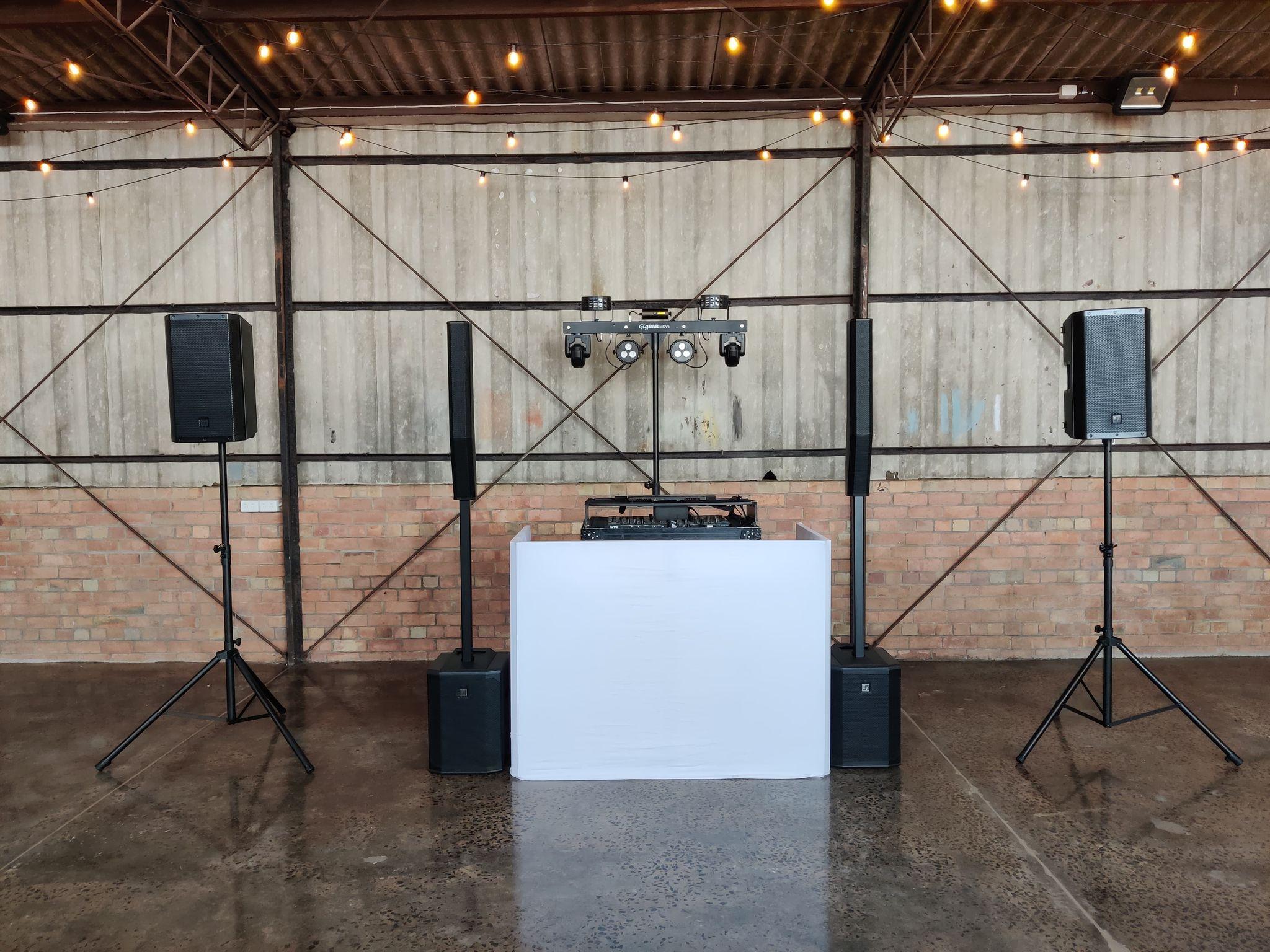 DJ Hire prices Melbourne